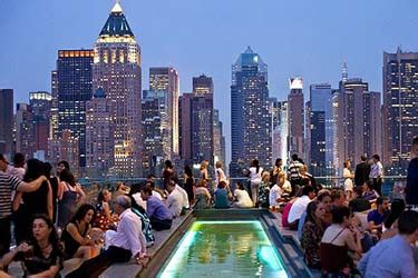 The Press Lounge - Rooftop bar in New York, NYC | The