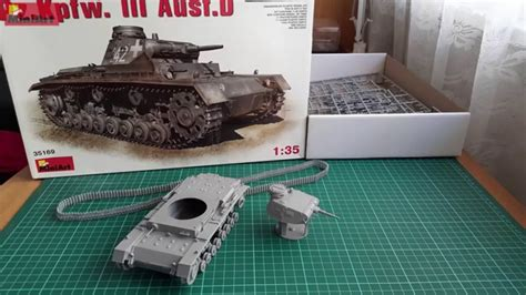 Step by Step: Panzer III Ausf