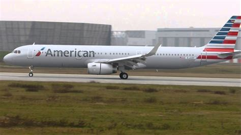 American Airlines Fleet Airbus A321-200 Details and