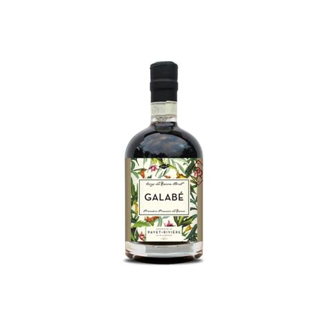 Galabe sirop sucre canne bouteille 350ml - Christian de
