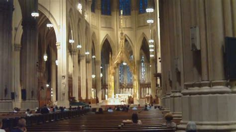 St Patrick's Cathedral In New York City - Great Places To