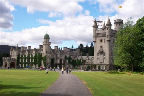 Summer holiday with the Royal Family - Balmoral and