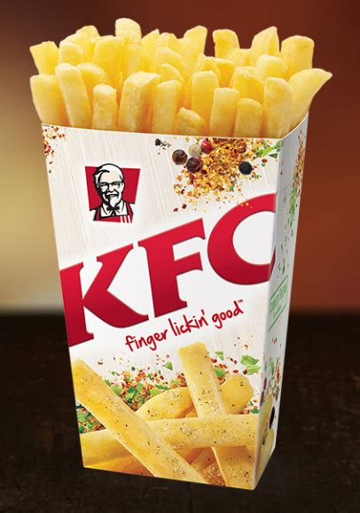 DEAL: KFC $2 Large Chips with App (WA only)   frugal feeds
