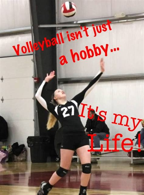 Volleyball serve and quote   Everything Volleyball