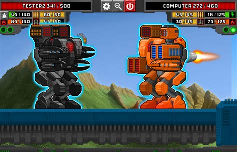 Supermechs - Play online for free | Youdagames