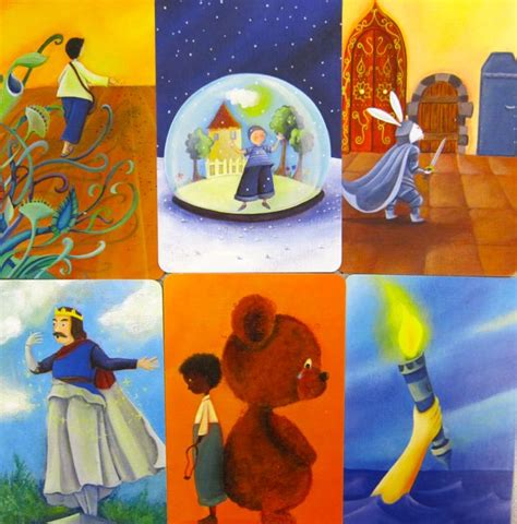 Group Stories with Dixit Cards by ESL Students – Breakfast