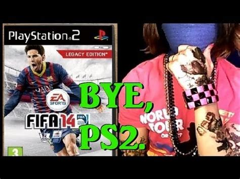 """FIFA 14 Last PS2 Game Released! 9/24/13 """"RIP PS2 2000-2013"""