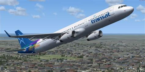 Welcome to Perfect Flight » FSX – Airbus A321 Air Transat