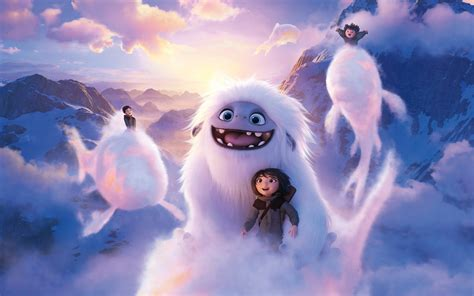 Abominable, 2019, Film d'animation, HD, affiche Aperçu