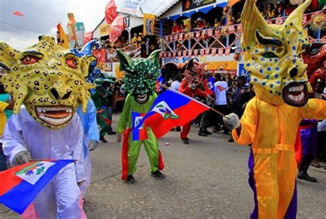 Haiti Readies for Carnival in Les Cayes