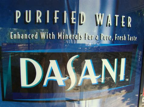 Coca - Cola Admits That Dasani is Nothing But Tap Water