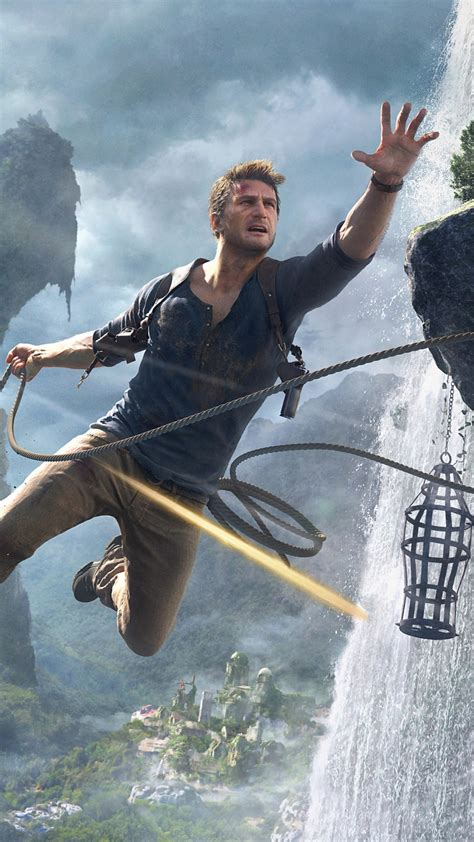 Wallpaper Uncharted 4: A Thief's End, Nathan Drake, Best
