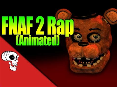 """Five Nights At Freddy's 2 Rap Animation """"Five More Nights"""