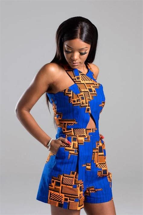 Tenue pagne femme africaine - Naayacollection