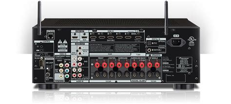 Elite A/V Receivers | Pioneer of Canada - English