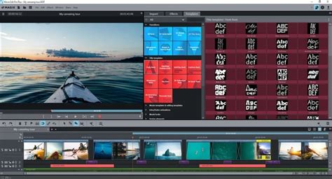 What are the top free video editing software for Windows