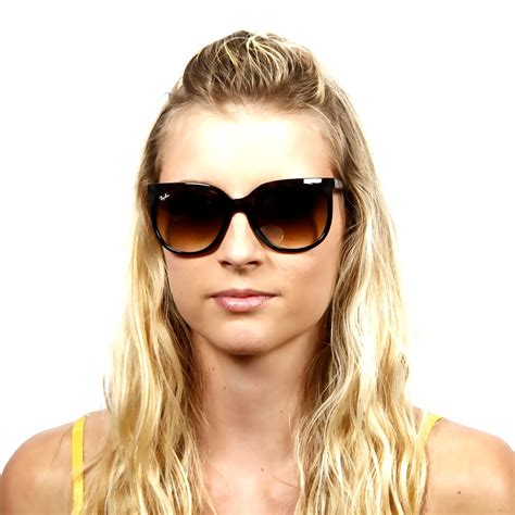 Ray-Ban Cats 1000 Écaille RB4126 710/51 57-20   Prix 94,90