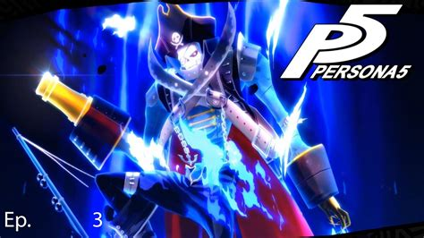 Captain Kidd On Deck | Persona 5 (3) - YouTube