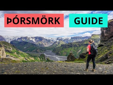Fimmvorduhals Day Tour | Volcano Hiking Iceland