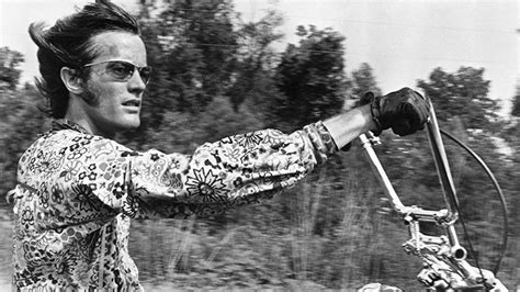 Peter Fonda in Easy Rider: A look back at the Hollywood
