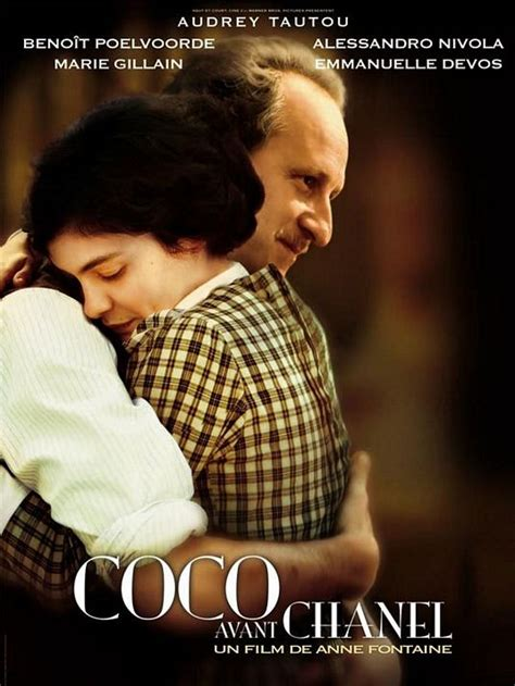 Coco avant Chanel Movie Poster (#3 of 5) - IMP Awards