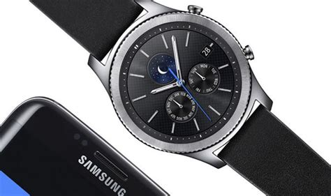Gear S3 and Galaxy Watch rival REVEALED - New Samsung