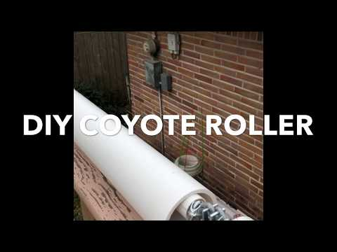 Roll Bar Fence DIY - Keep Your Pets In & Others Out - YouTube