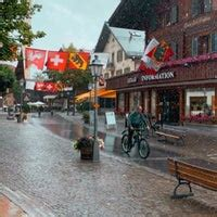 Gstaad - Village in Gstaad