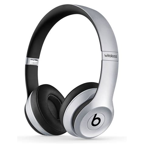 Beats Solo 2 Wireless Gris Sidéral - Casque Beats by Dr