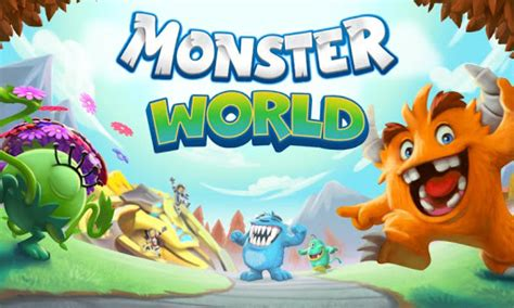 Monster World » Android Games 365 - Free Android Games