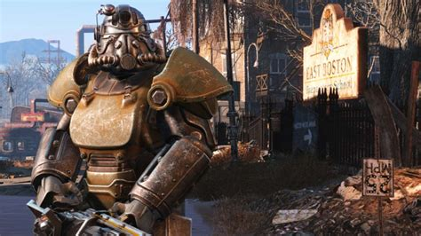 Fallout 4 PS4 Pro Patch, High Resolution Texture for PC