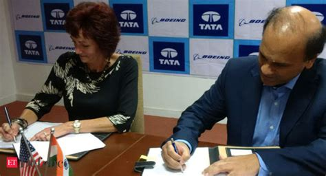 TASL: Defence 'Make in India' on a roll: Boeing & Tata
