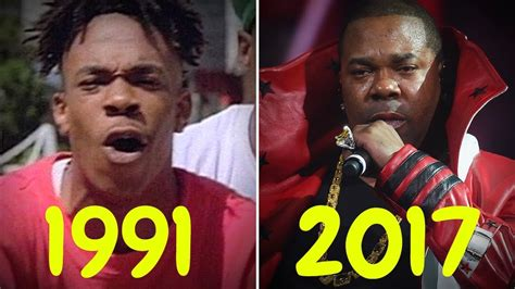 The Evolution of Busta Rhymes (1991 - 2017) - [Part 1 of 2