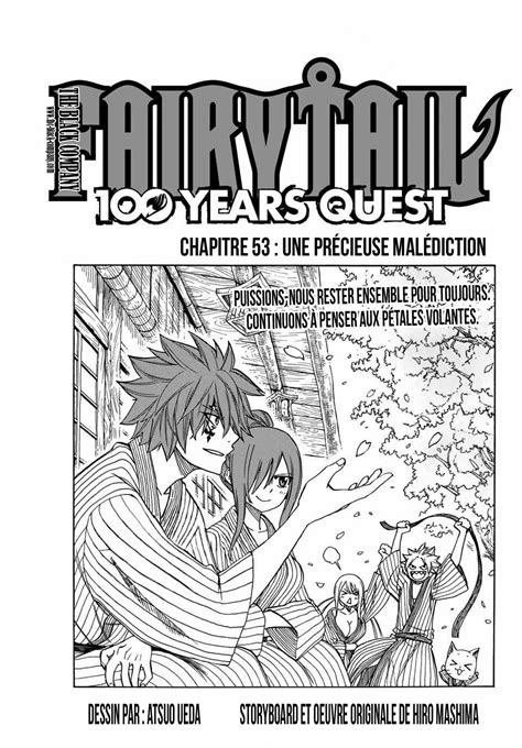 Scan Fairy Tail 100 Years Quest 53 VF Lecture En Ligne
