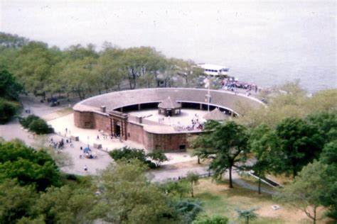 NYC - Battery Park: Castle Clinton National Monument   Flickr