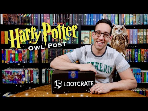 Wizarding World Crate   Find Subscription Boxes