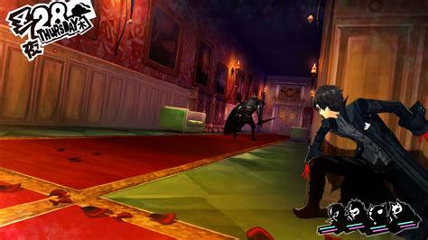 Persona 5 Characters' Personas Introduced