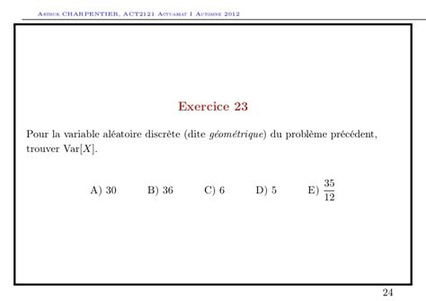 Exercices act2121-session2