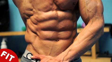ABS OF STEEL WITH VACUUM STOMACH - YouTube