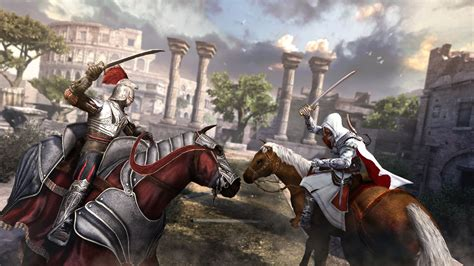Assassin's Creed Brotherhood - XBOX 360 - Jeux Torrents