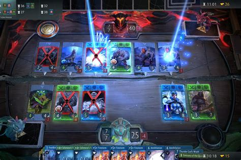 Dota 2 card game Artifact's beta quietly delayed and