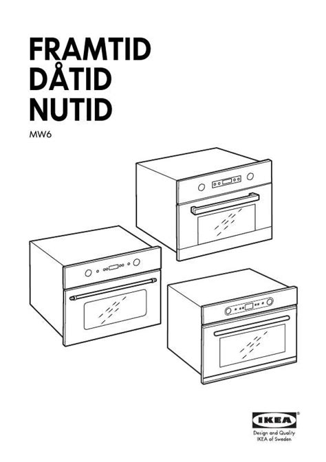 Notice four micro-onde Whirlpool mwn 200 w et pièces