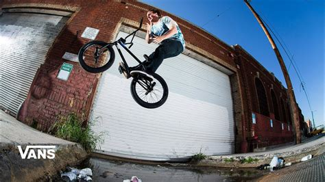SHIMMER AND HAZE: A Vans BMX BTS Experience With Travis