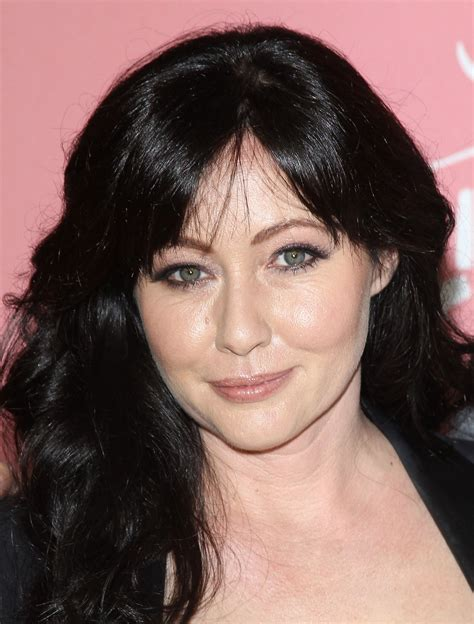 Shannon Doherty Diagnosed With Breast Cancer | Glamour