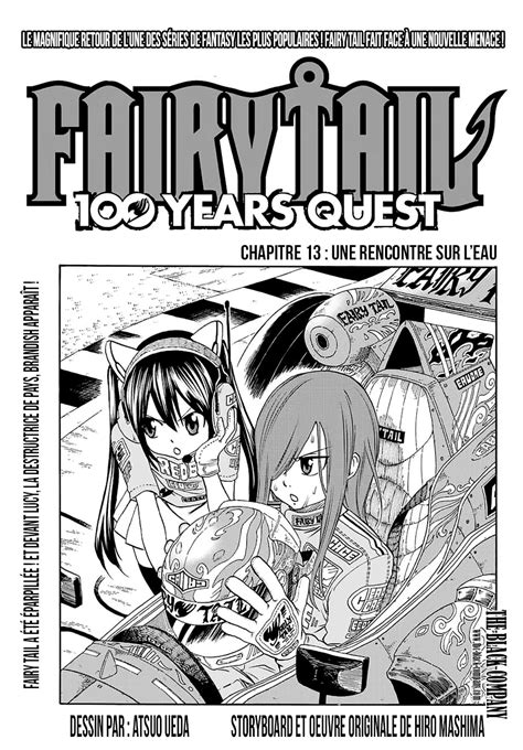 Scan Fairy Tail 100 Years Quest 13 VF