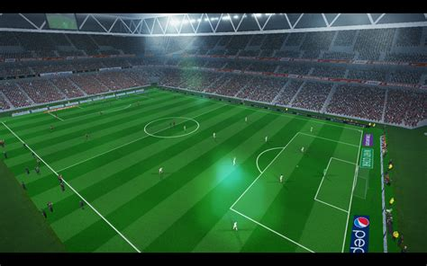 France Ligue 1 Stadiums In GDB v2016 For PES 2013 - PES Patch