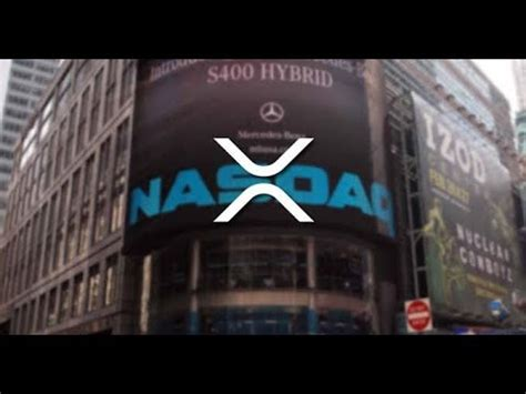 *NASDAQ IS PREPPED FOR RIPPLE/XRP ADOPTION* Coinbase