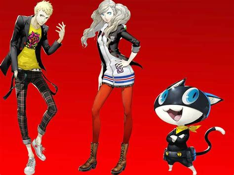 Persona 5: All Characters Persona and Confidant Abilities
