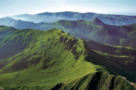 Puy Mary, volcan du Cantal : Cantal