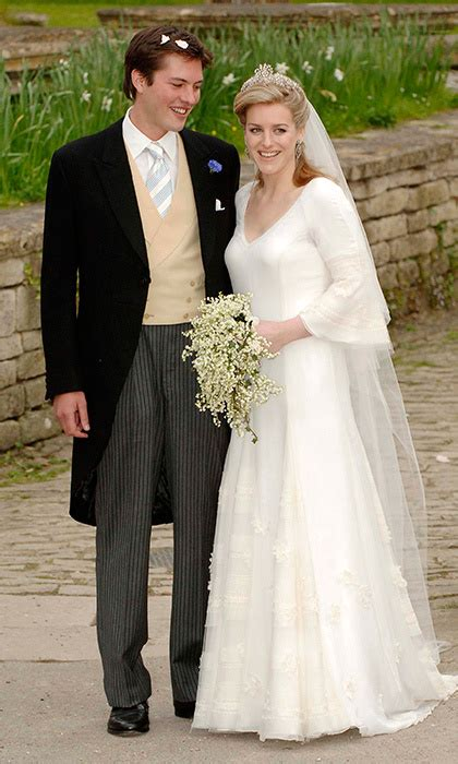 William and Harry (and Kate!) were guests at stepsister